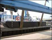 Barge Machining